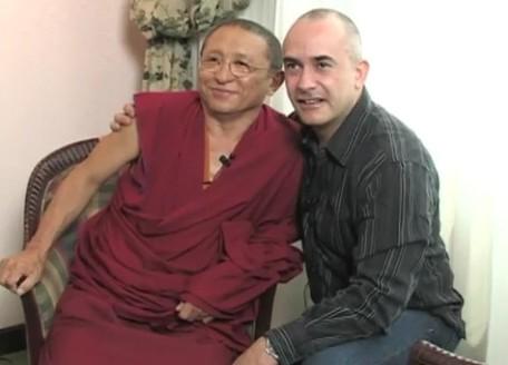 Entrevista-Chokyi Nyima Rinpoche